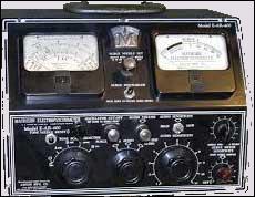 50's electropsychometer